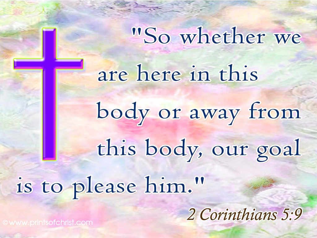 2 Corinthians 5-9 Background