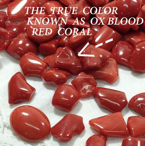 This photo shows the true color known as