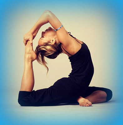 yoga upper arm jewelry