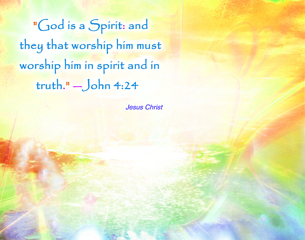 Jesus Christ spirit wallpaper