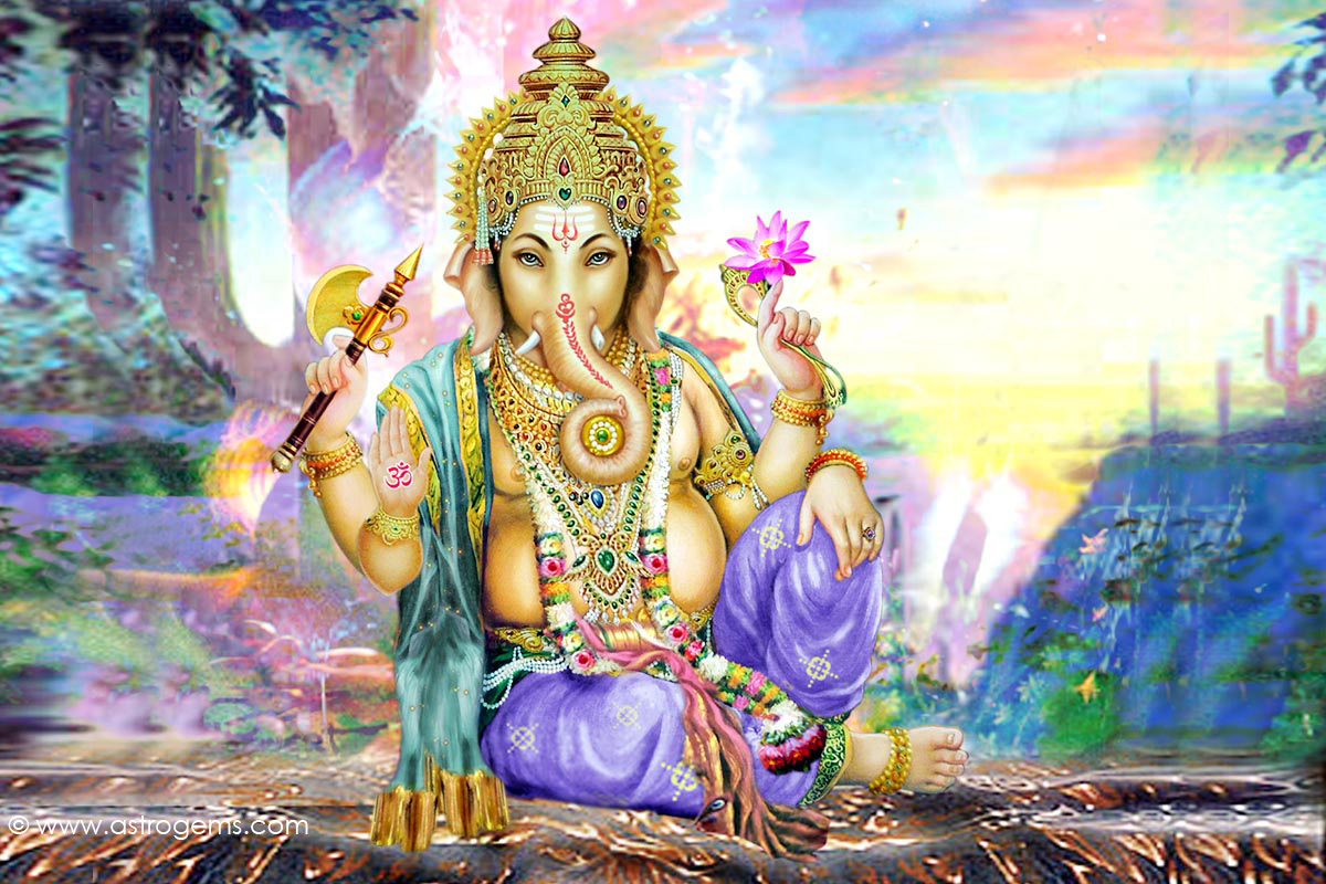 To 50 Free Ganesh Wallpapers