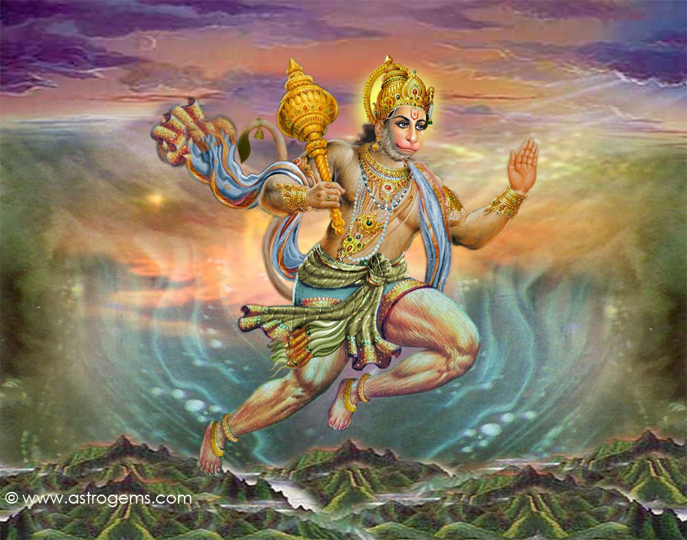 To 37 Free Hanuman Wallpapers