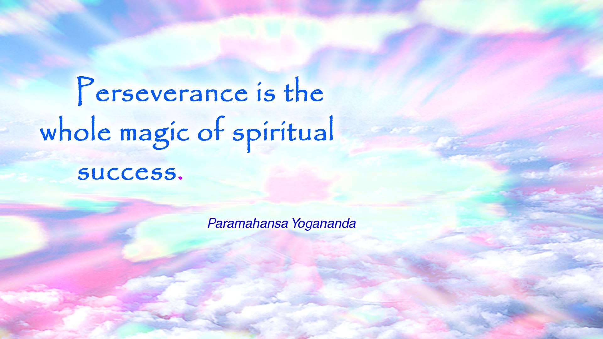 More Yogananda Quotes Wallpapers