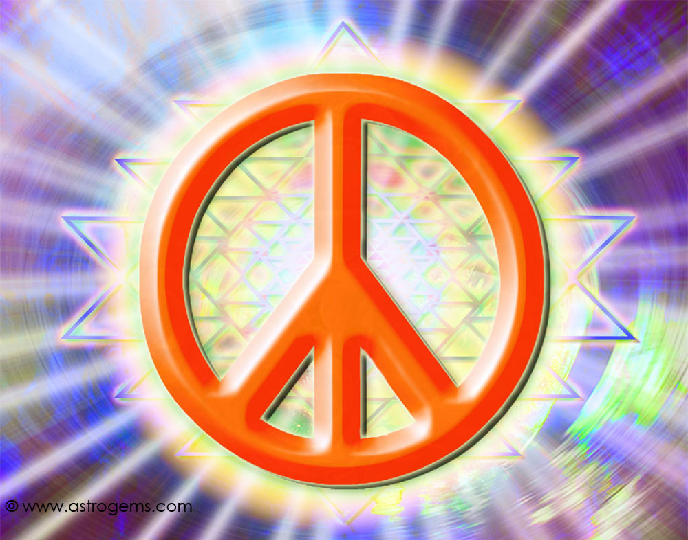 To 68 Free Peace Wallpapers