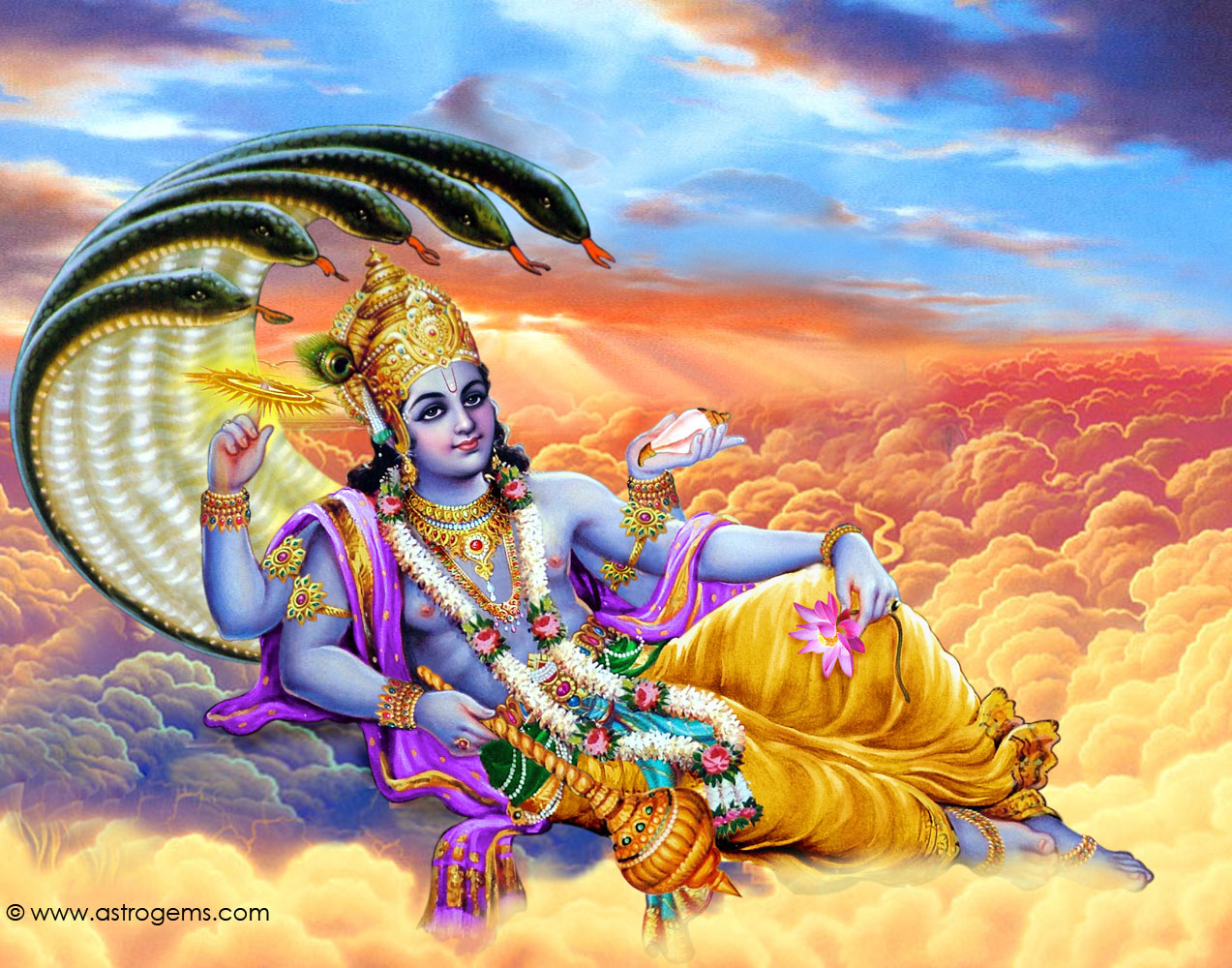 To 45 Free Vishnu Wallpapers
